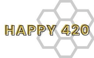 Happy 420 From The Hunny Pot Cannabis Co.