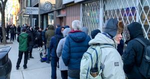 Legal Cannabis Dispensary in Toronto