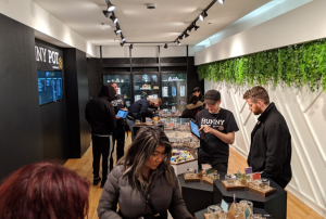 Budtenders at The Hunny Pot