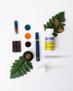 Legal Cannabis Products