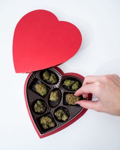 Cannabis-Inspired Valentines Day Gifts