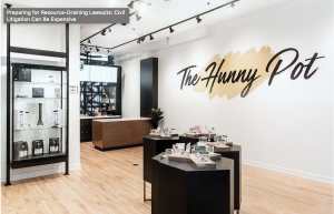 Legal Cannabis Dispensary