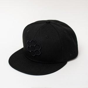 Black Logo Hat - The Hunny Pot Branded Merch
