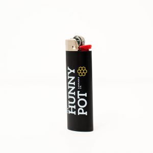 Lighter with Logo - The Hunny Pot Branded Merch