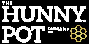 The Hunny Pot Cannabis Co. Stacked Logo