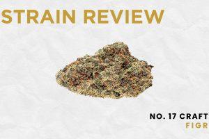 Legal Cannabis Strain Review: No.17 Craft - FIGR