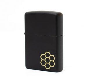 Zippo Lighter With Hunny Pot Logo