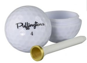 Pitch & Puff Golf Smoke Set