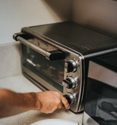 decarboxylation of cannabis in toaster oven
