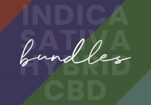 indica, sativa, hybrid, cod bundles