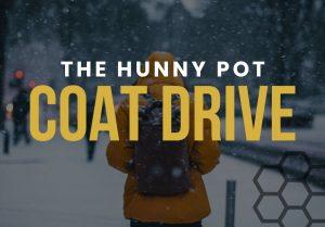 Hunny Pot Coat Drive 2020