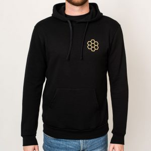 Cannabis gift guide Hunny Pot hoodie