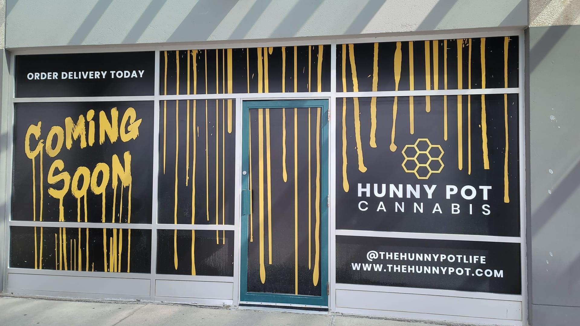 Hunny Pot Burlington
