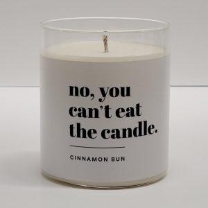 Cinnamon Bun Hunny Pot Candle